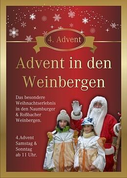 Veranstaltungshinweis - Advent in den Weinbergen
