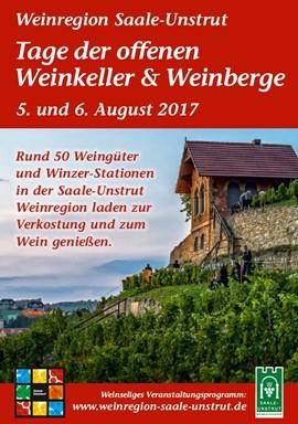 Tage der Offenen Weinkeller - am 05. und 06. August 2017